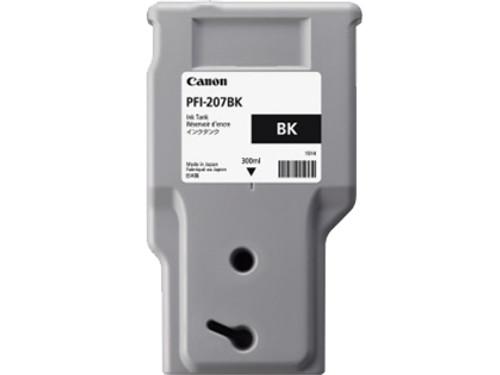8789B001AA | Canon PFI-207 | Original Canon Ink Cartridge - Black