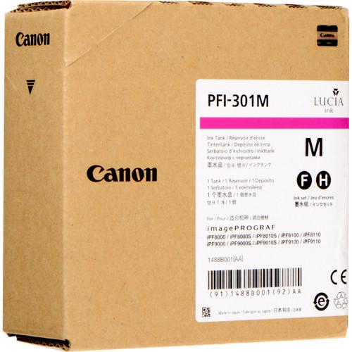 2960B001 | Canon PFI-303 | Original Canon Ink Cartridge - Magenta