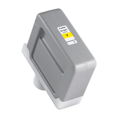 9814B001AA | Canon PFI-307 | Original Canon Ink Cartridge – Yellow