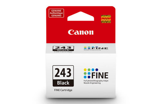 1287C001 | Canon PG-243 | Original Canon Ink Cartridge - Black