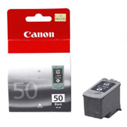 Original Canon 0616B002 PG-50 High Capacity Black Ink Cartridge