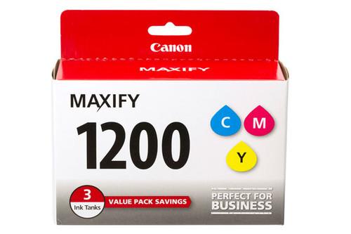 9232B005 | Canon PGI-1200 | Original Canon Ink Cartridge – Tri-Color
