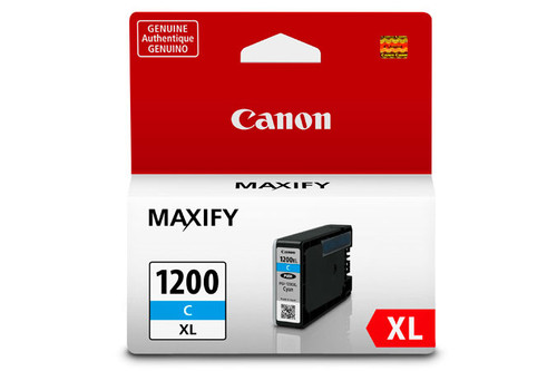 9196B001 | PGI-1200 | Original Canon High Yield Ink Cartridge – Cyan
