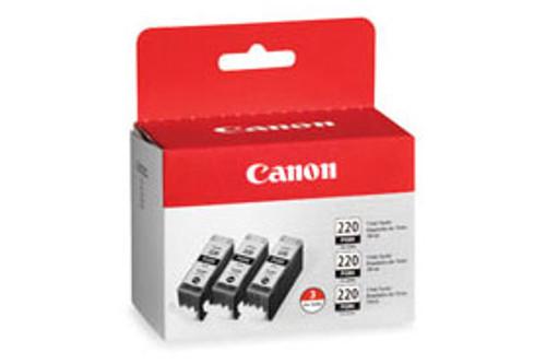 2945B004   Canon PGI-220   Original Canon Ink Cartridge - Black