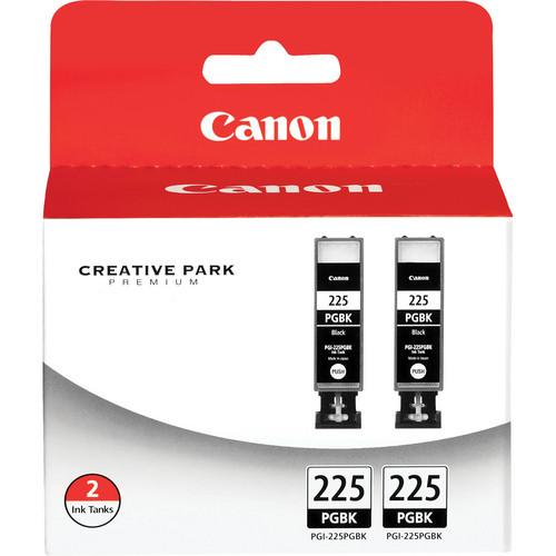 4530B007 | Canon PGI-225 | Original Canon Twin Ink Cartridge - Black
