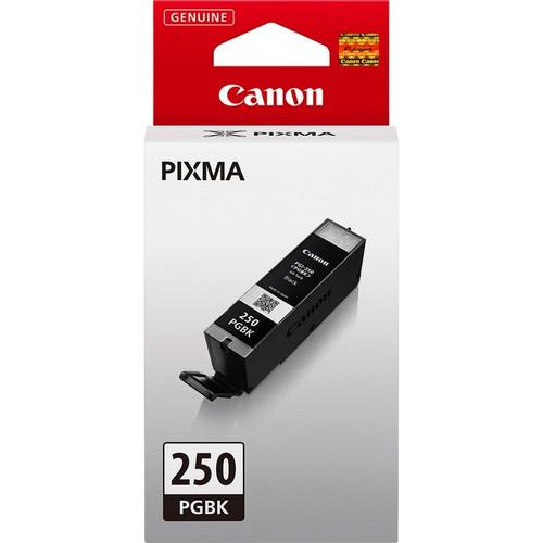 6497B001AA   Canon PGI-250   Original Canon Ink Cartridge – Black
