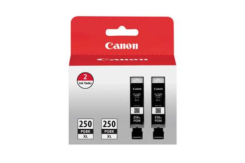 6432B004   Canon PGI-250   Original Canon Ink Cartridge - Black