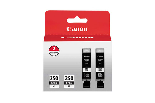 6432B004 | Canon PGI-250 | Original Canon Ink Cartridge - Black