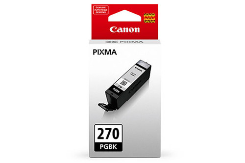 0373C001 | Canon PGI-270 | Original Canon Ink Cartridge - Black