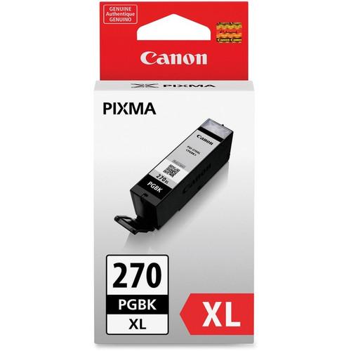 0373C001AA   PGI-270XL   Original Canon High-Yield Ink Cartridge – Black