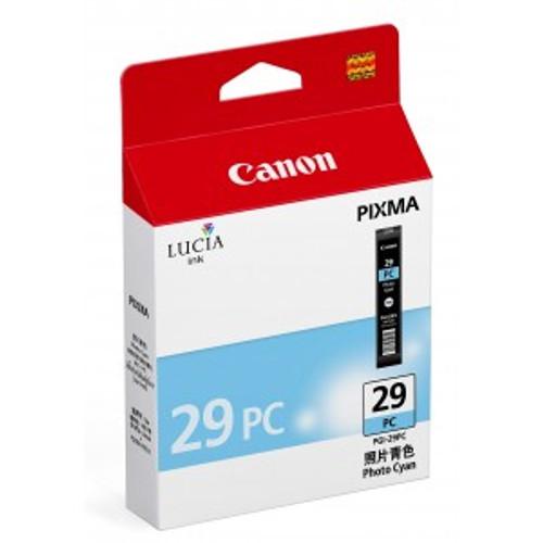 4876B002   Canon PG-29   Original Canon Ink Cartridge - Photo Cyan