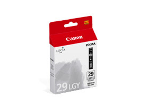 4872B002 | Canon PGI-29 | Original Canon Ink Cartridge - Light Gray