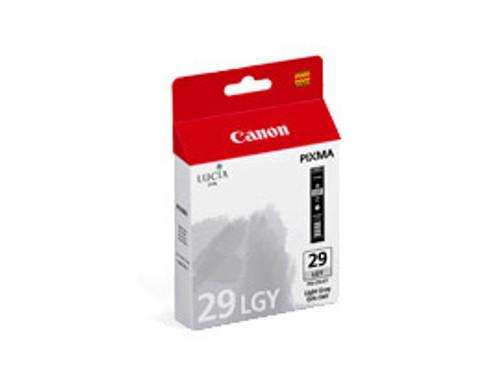 4872B002   Canon PGI-29   Original Canon Ink Cartridge - Light Gray