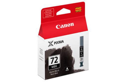 6402B002 | Canon PGI-72 | Original Canon Ink Cartridge - Matte Black