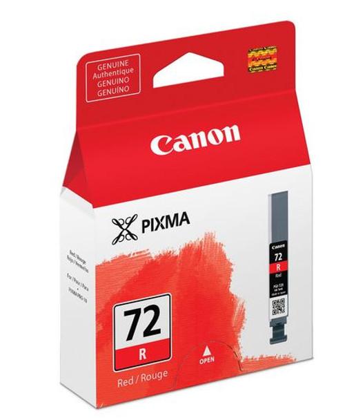 6410B002 | Canon PGI-72 | Original Canon Inkjet Cartridge - Red