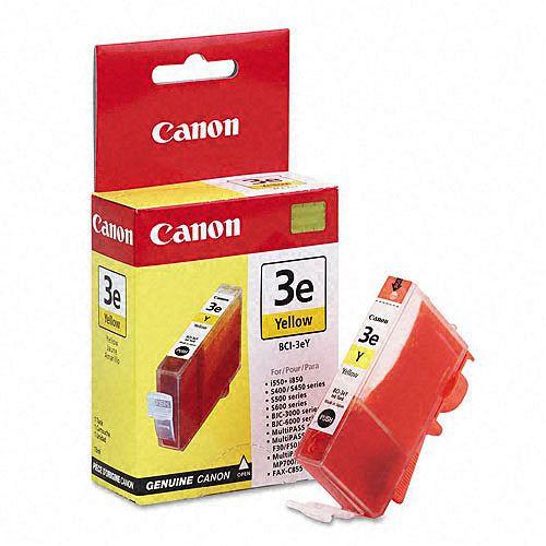 4482A003   Canon BCI-3   Original Canon Ink Cartridge - Yellow
