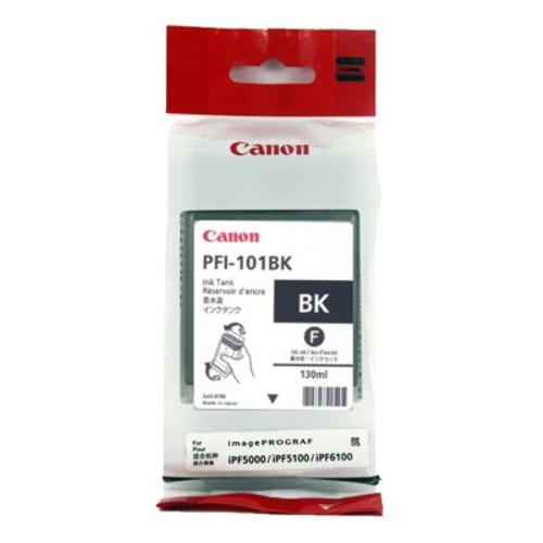 0883B001 | Canon PFI-101 | Original Canon Ink Cartridge - Black