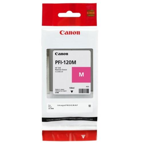 2887C001 | Canon PFI-120 | Original Canon Ink Cartridge - Magenta