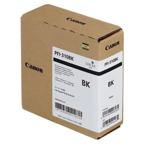 2359C001   PFI-310   Original Canon Ink Cartridge - Black