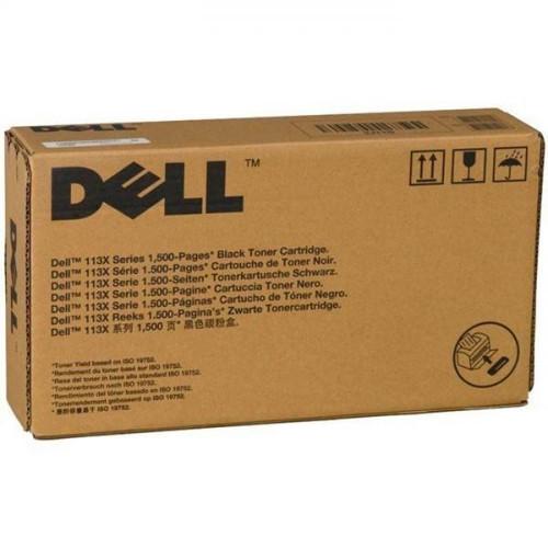 Original Dell 3J11D toner cartridge Laser cartridge 1500 pages Black