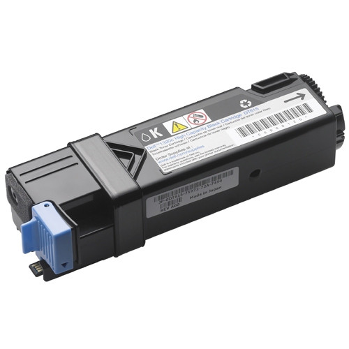 Original Dell DT615 593-10258 toner cartridge Laser toner 2000 pages Black