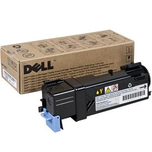 Original Dell PN124 593-10260 toner cartridge Laser toner 2000 pages Yellow
