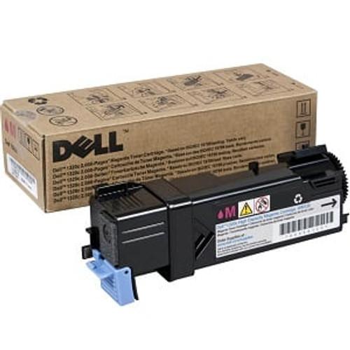 WM138 | Original Dell High-Yield Toner Cartridge – Magenta