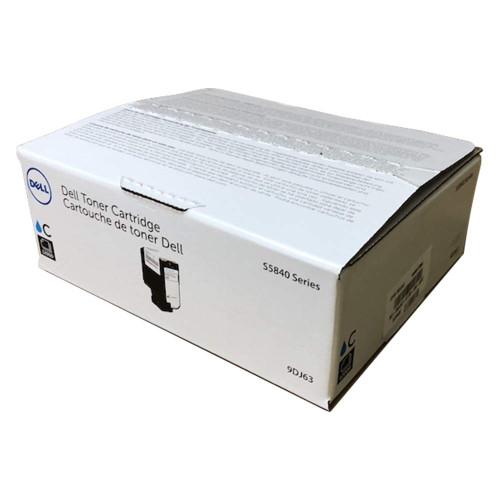 9MKKY | Original Dell Toner Cartridge - Magenta
