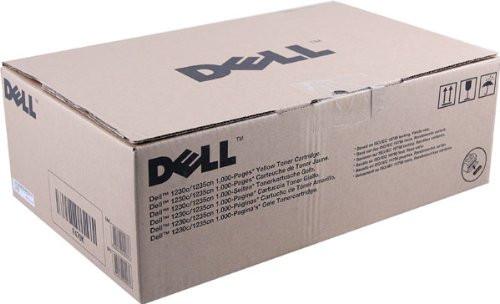 Original Dell F479K toner cartridge Laser toner 1000 pages Yellow