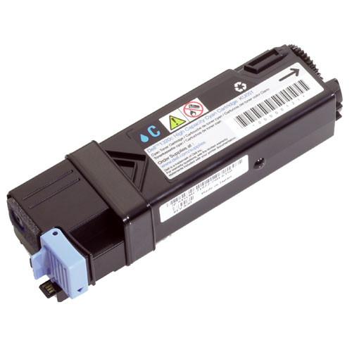 FM065   Original Dell Toner Cartridge - Cyan