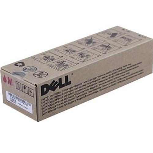 Original Dell FM067 toner cartridge 2500 pages Magenta