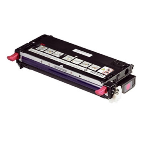 Original Dell K756K toner cartridge Laser cartridge 2000 pages Magenta
