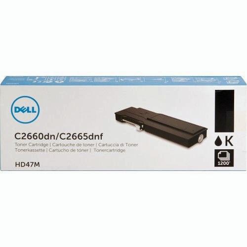 593-BBBM | Original Dell Laser Cartridge - Black