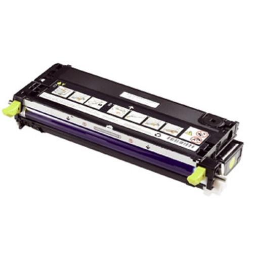 M803K | Original Dell High-Yield Toner Cartridge – Yellow