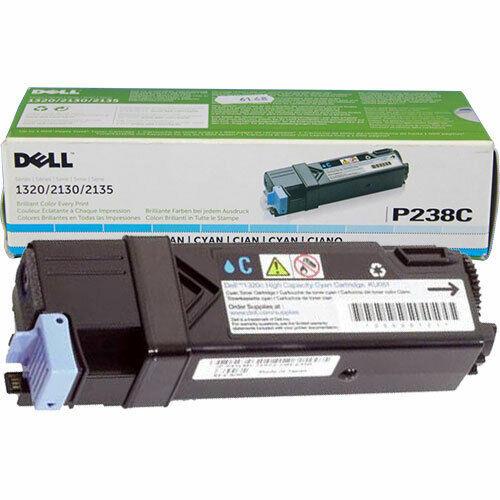 Original Dell P237C toner cartridge 1000 pages Black
