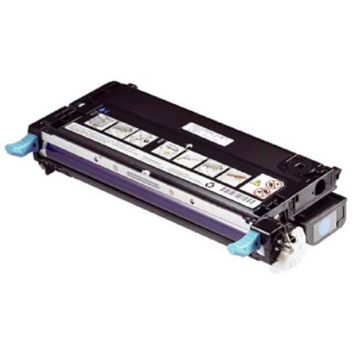 Original Dell P587K toner cartridge Laser cartridge 5500 pages Cyan