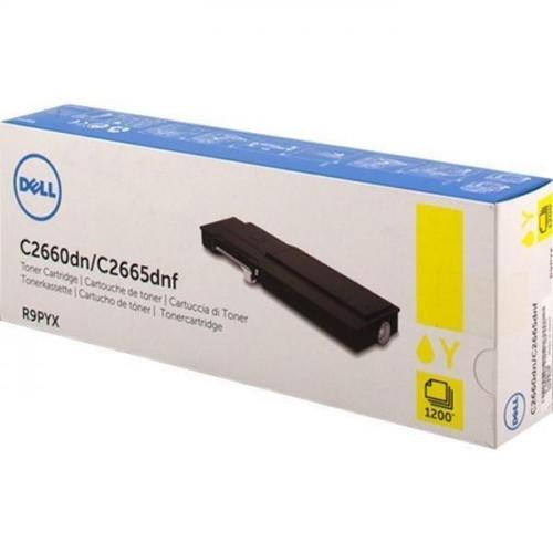 593-BBBO | Original Dell RP5V1 Laser Cartridge - Yellow