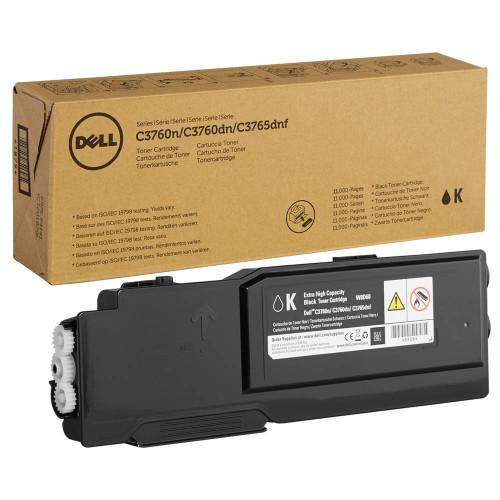 W8D60 | Original Dell High-Yield Toner Cartridge – Black