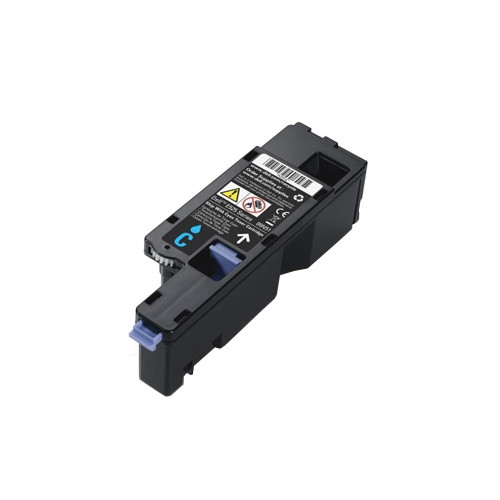Original Dell H5WFX 593-BBJU Cyan Toner Cartridge