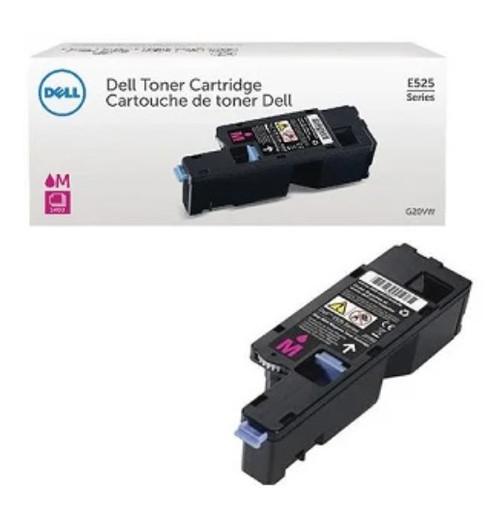 Original Dell G20VW 593-BBJV Magenta Toner Cartridge