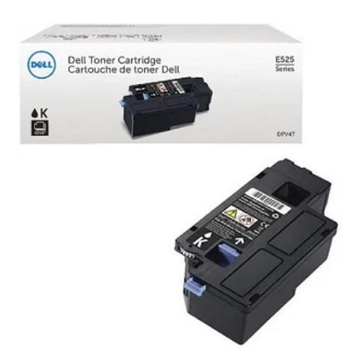 Original Dell DPV4T 593-BBJX Black Toner Cartridge