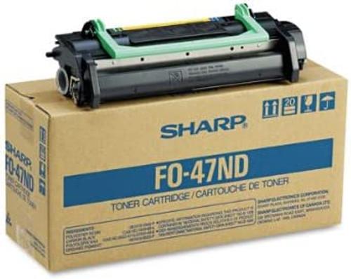 FO47ND | Original Sharp Toner/Developer Unit – Black