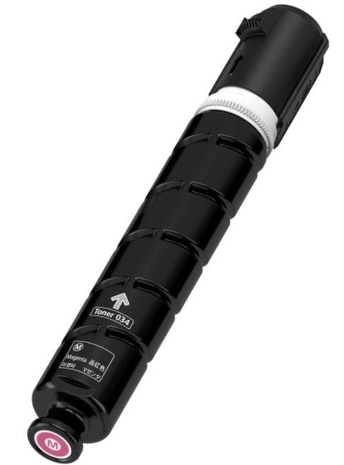 9452B001 | Canon 034 | Original Canon Laser Toner Cartridge - Magenta