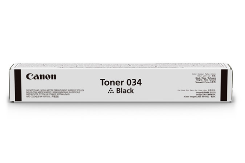 9454B001 | Canon 034 | Original Canon Toner Cartridge – Black