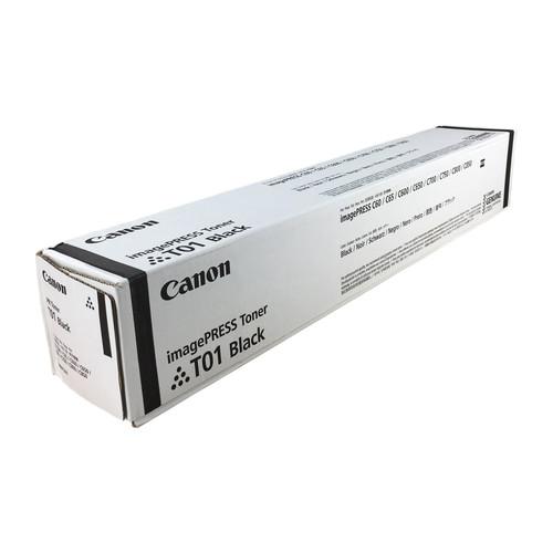 8066B001AA | Canon T01 | Original Canon Toner Cartridge - Black