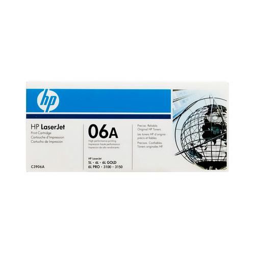 C3906A | HP 06A | Original HP Toner Cartridge - Black