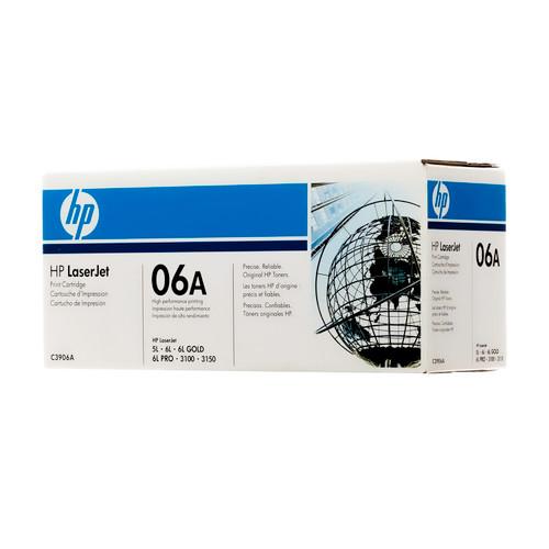 C3906A   HP 06A   Original HP Toner Cartridge - Black