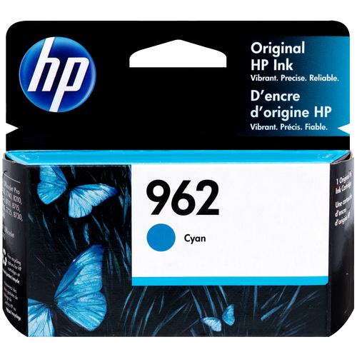 3HZ96AN | HP 962 | Original HP Ink Cartridge - Cyan