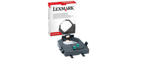 3070166 | Original Lexmark Printer Ribbon - Black