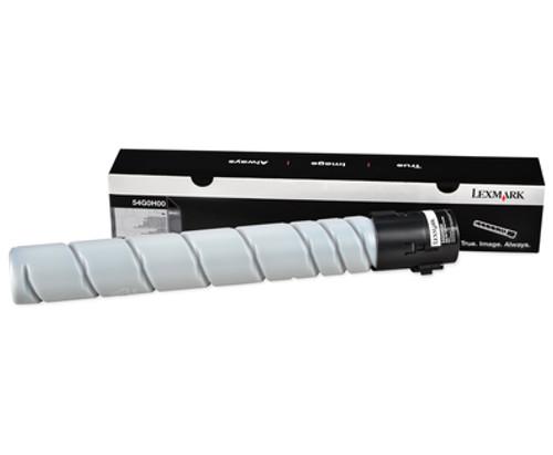 54G0H00   Original Lexmark Toner Cartridge - Black